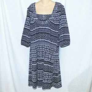 Style & Co. Sweater Dress Size 2X